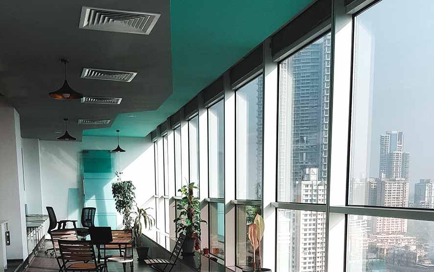 cluster Indoor Air